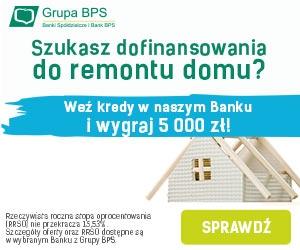 Weź kredyt mieszkaniowy i wygraj 5000 zł